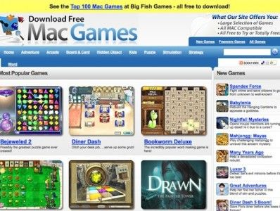 11 Online Sources For The Best In Mac Freeware [Mac] Download Free Mac Games