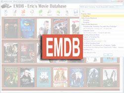 EMDB – Eric's Movie Database for All Your Video Organizing Needs (Windows)