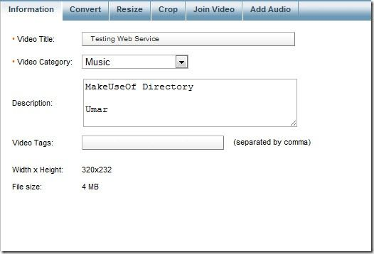 video editor and converter