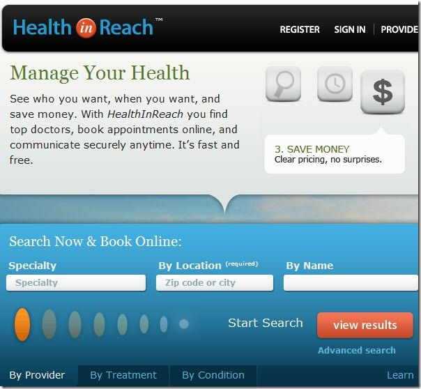 find local doctors