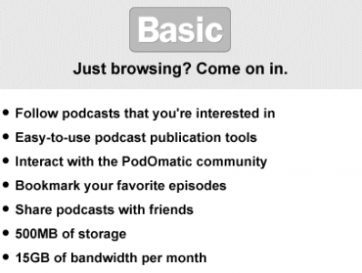 how to make a podcast for a website