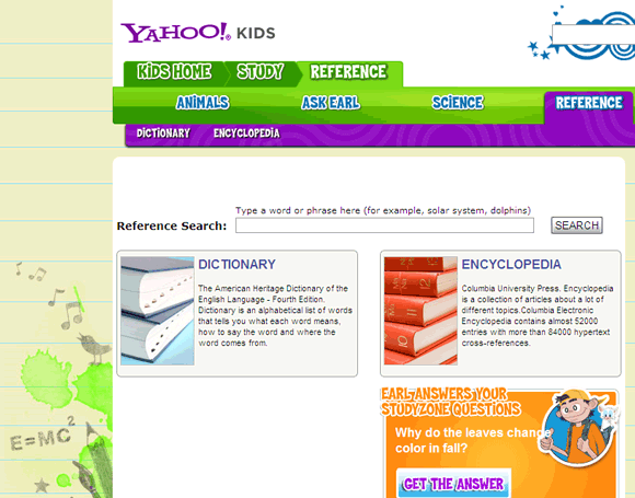 5 Free Online Encyclopedias Suitable For Kids Yahoo Kids