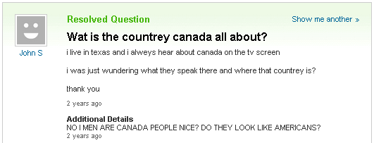 ridiculous yahoo answers questions