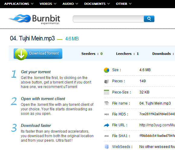 torrent for download