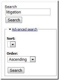 law terminology dictionary