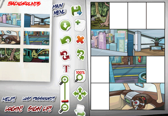 comicmaster   ComicMaster: Create a Graphic Novel Online & Print
