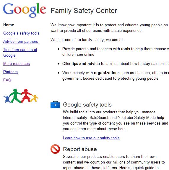 safe internet use for kids