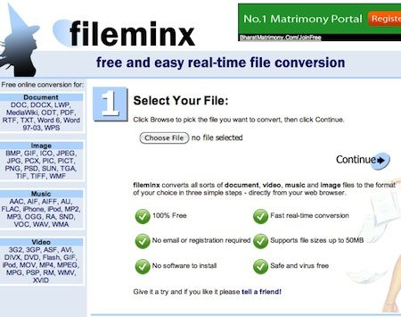 free instant file converter