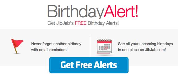 birthday reminder for facebook