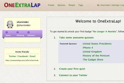 quizzing websites