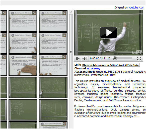 video lectures online