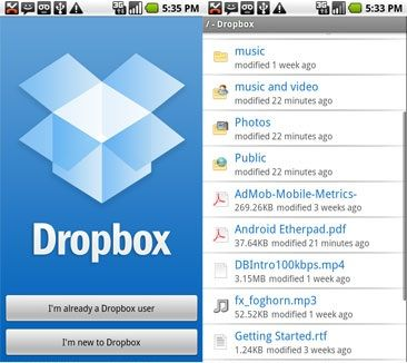 Top 20 Best Android Apps You Need to Get (That Aren't Games) 19 dropbox