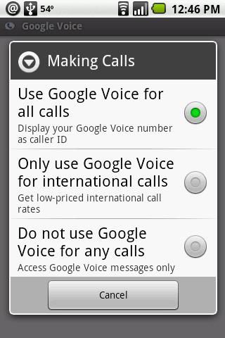 Top 20 Best Android Apps You Need to Get (That Aren't Games) 4 googlevoice