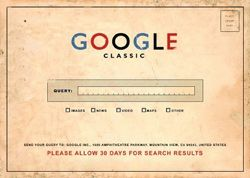Smile With Google: 8 Funny Websites That Are Based On Google