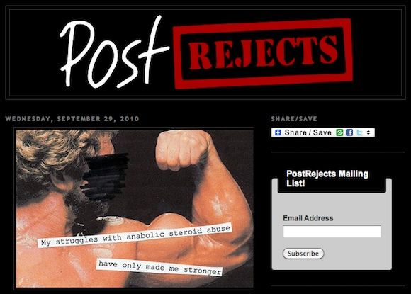6 Other Sites To Follow If You Love PostSecret PostRejects