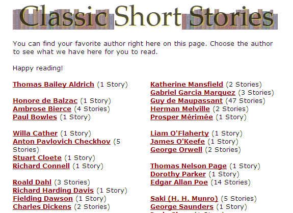 10 Websites Where You Can Enjoy Reading Short Stories and Flash Fiction Short Story05