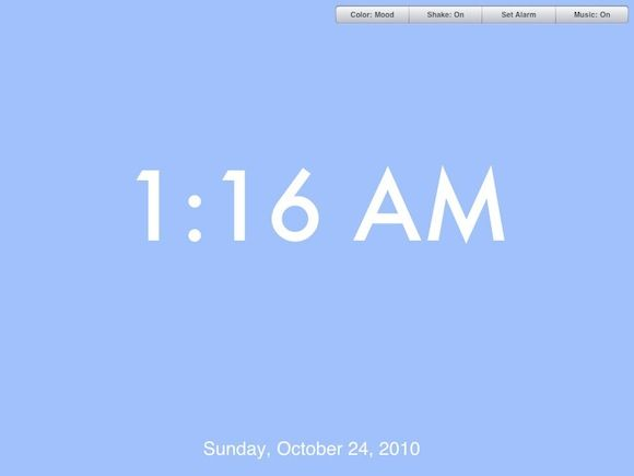iphone clock apps