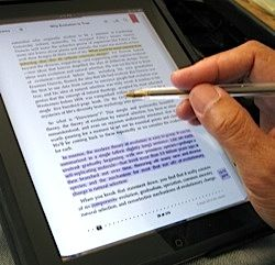 Why Apple's iBooks Is The Best E-Reader For Making Annotations
