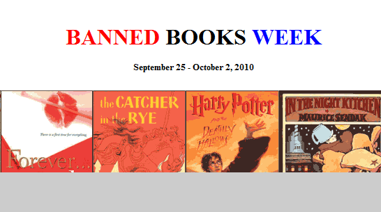 censored books list