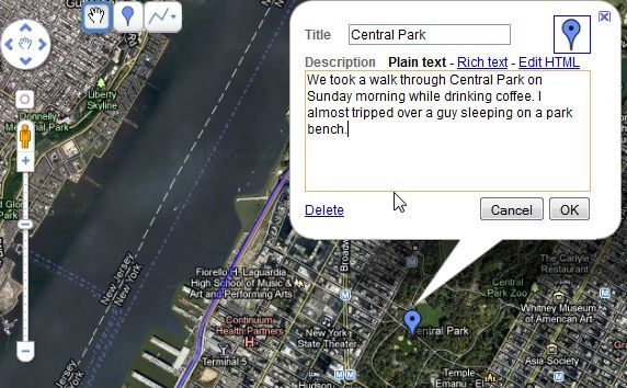 4 Map Trackers To Show Travel Information In Your Blogs bmaps2