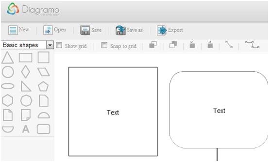 creating diagrams online
