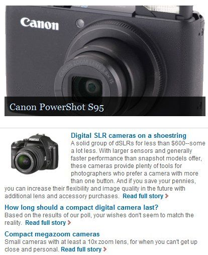 camera review sites
