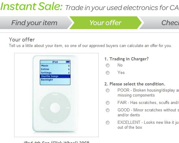 ebay instant sale 2   eBay Instant Sale: Exchange Old Phones & Gadgets For Cash