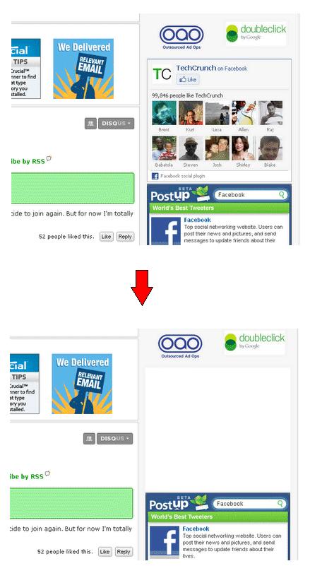 eliminate facebook