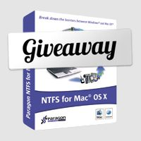 The World's Fastest NTFS driver for Mac OS X [Giveaway] giveawayparagonntfs