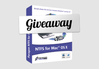 The World's Fastest NTFS driver for Mac OS X [Giveaway]
