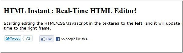 html code editor online