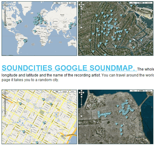 image thumb21   SoundCities: Discover City Sounds On A Map