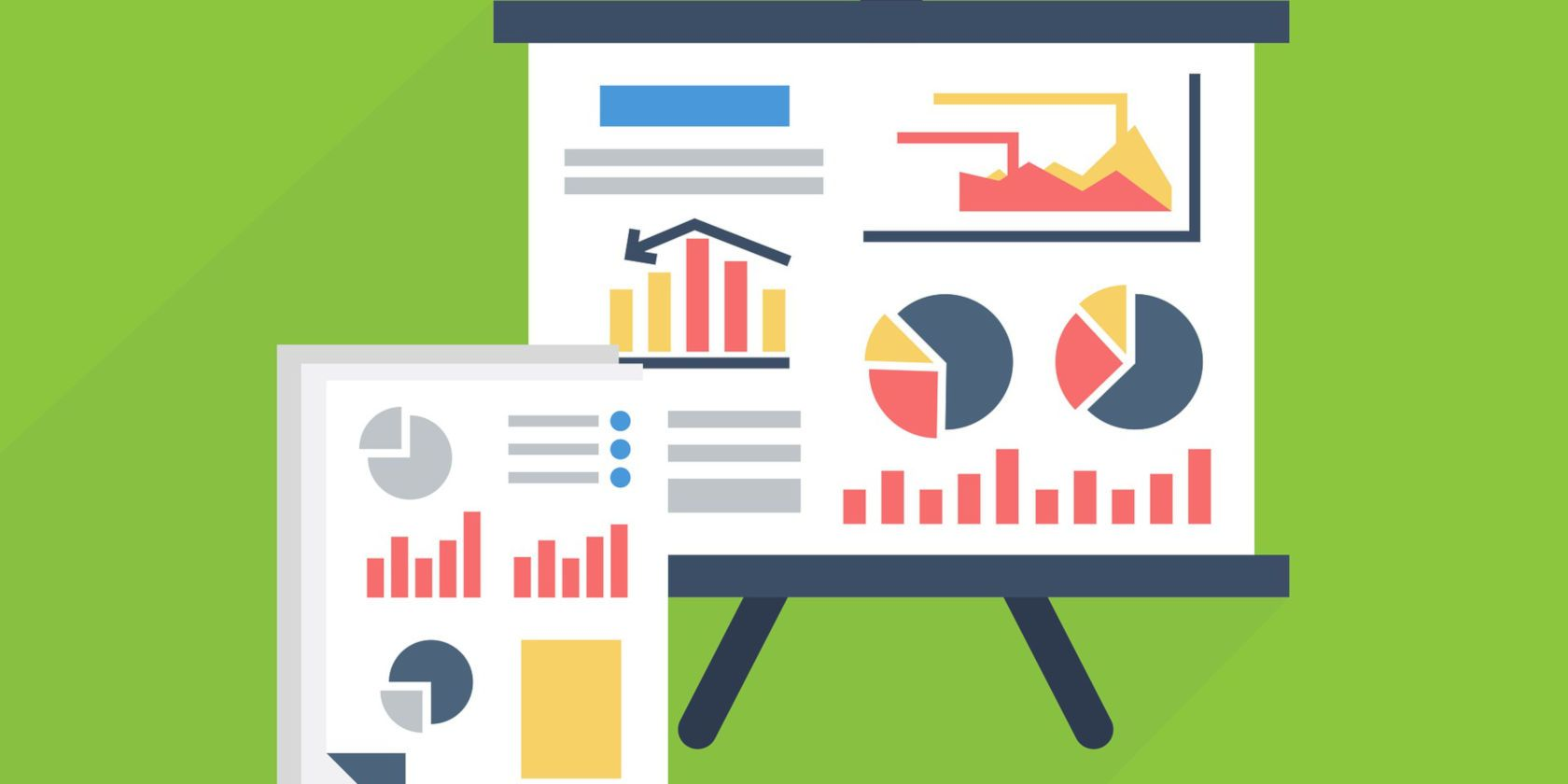 MakeUseOf | The 5 Best Free Tools to Make Infographics Online