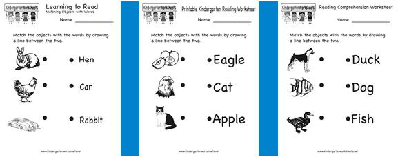Number Names Worksheets kindergarten worksheets english : Preschool English Worksheets Free Download - kindergarten phonics ...
