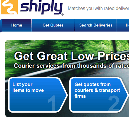 lowest shipping rates