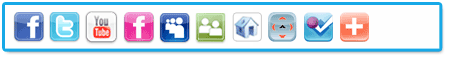 social networking toolbar