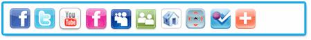 social networking toolbar
