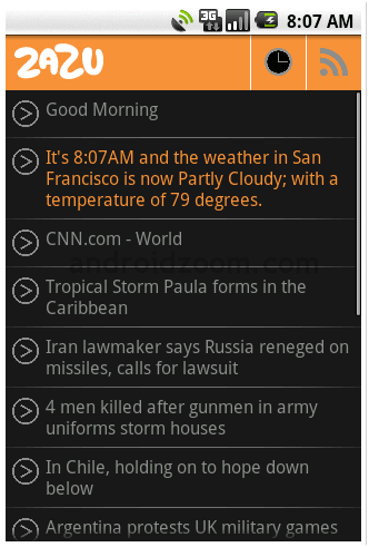wake up to weather