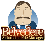 How To Automate Files & Folders Management Using Belvedere [Windows]