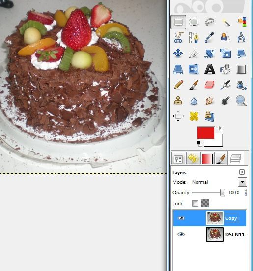 How To Cartoonify Your Photos With GIMP 12
