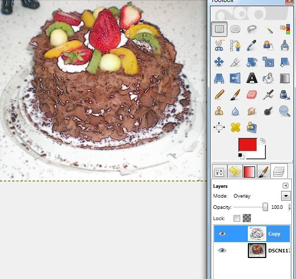 How To Cartoonify Your Photos With GIMP 16