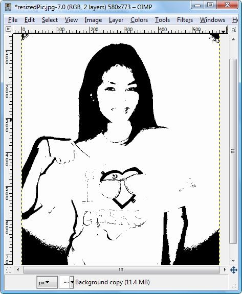 How To Cartoonify Your Photos With GIMP 8