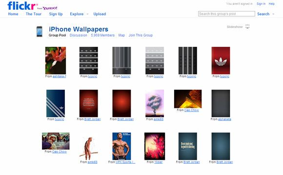 8 Simple Ways To Use Flickr For Your Wallpaper Downloads Flickr Wallpaper03