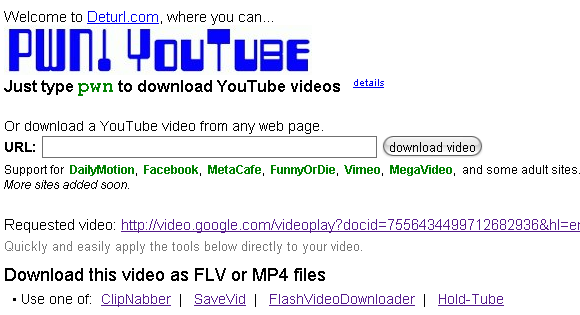 google video to avi