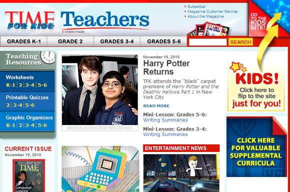 online magazines for kids