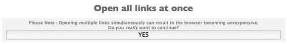 shorten web links