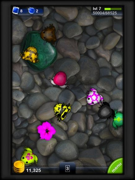 6 Free Simulation Games for the iPad Pocket Frogs1