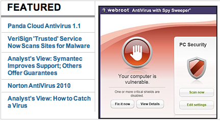 antivirus reviews