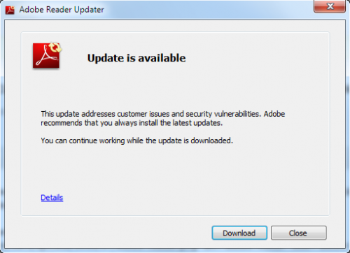 Adobe Reader X Adds Protected Mode for Windows Users, Android Gets New Features [News] adobe reader update