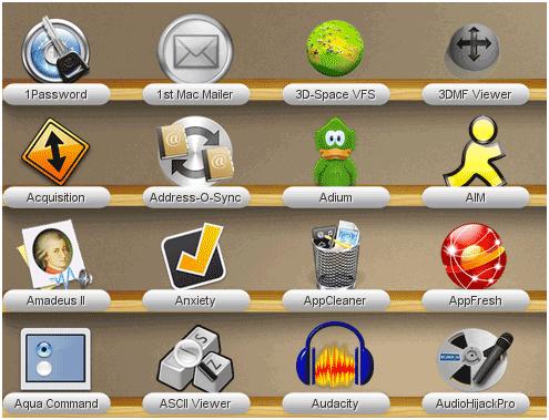 mac software directory